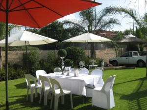 Tables Umbrellas Hire Alberton
